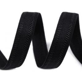 Guma  ramienková šírka 12 mm čierna 25m