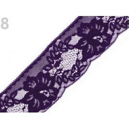 Silónová čipka šírka 70 mm Passion Flower 25m