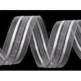 Záclonová  2 skladová šírka 25mm Transparent 50m