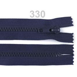 Zips kosticový šírka 5 mm dĺžka 16 cm Eclipse 1ks Stoklasa