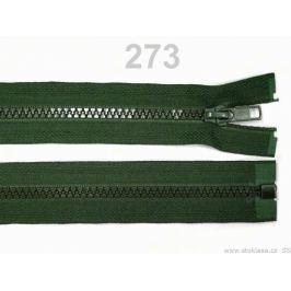 Kostený zips šírka 5 mm dĺžka 85 cm bundový June Bug 1ks Stoklasa