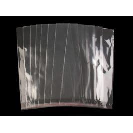 Celofánové sáčky s lepiacou lištou 26x40 cm Transparent 100ks Stoklasa