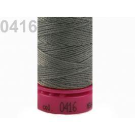 Polyesterové nite Aspo 30 / riflové návin 30 m Dark Olive 5ks
