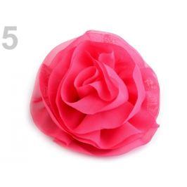 Ozdoba ruža  Ø 10 cm malinová 1ks Stoklasa