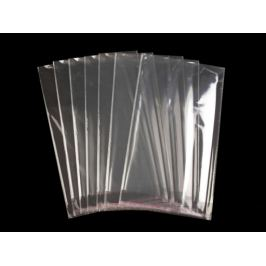 Celofánové sáčky s lepiacou lištou 22x35 cm Transparent 100ks Stoklasa