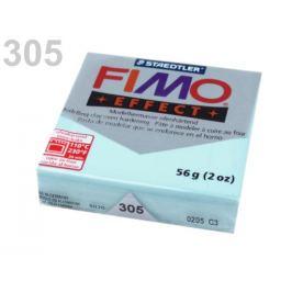 Fimo 56-57 g EFFECT modrá nezábudková 1ks