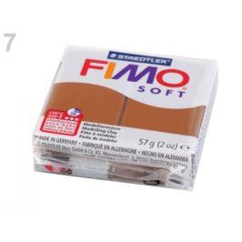 Fimo 57 g Soft hnedobéžová 1ks