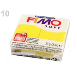 Fimo 57 g Soft žltá narcisová 1ks