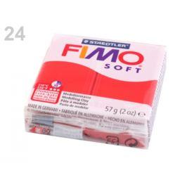 Fimo 57 g Soft červená 1ks