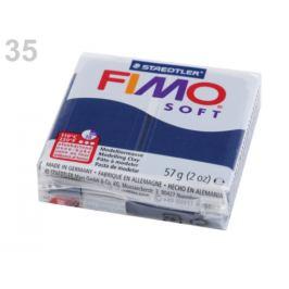Fimo 57 g Soft modrá parížska 1ks