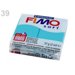 Fimo 57 g Soft tyrkysová 1ks