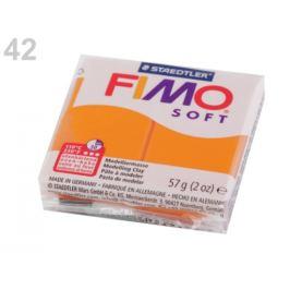 Fimo 57 g Soft oranžová   1ks