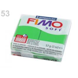 Fimo 57 g Soft zelená sv. 1ks