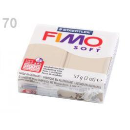 Fimo 57 g Soft modrofialová 1ks