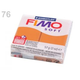Fimo 57 g Soft hnedá tm. 1ks