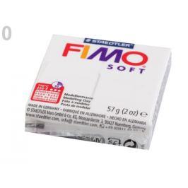 Fimo 57 g Soft biela 1ks