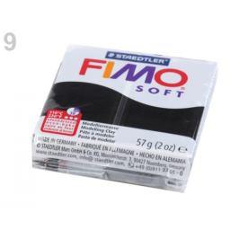 Fimo 57 g Soft čierna 1ks