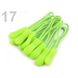 Pútko na bežec k zipsom Green Yelow 10ks Stoklasa
