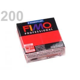Fimo Professional 85 g červená 1ks