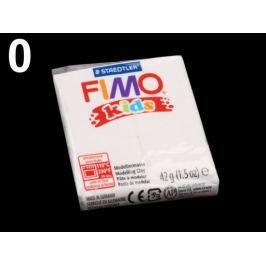 Fimo Kids 42 g biela 1ks