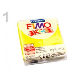 Fimo Kids 42 g žltá narcisová 1ks