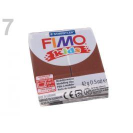 Fimo Kids 42 g fialová gebera 1ks