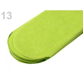 Papierový pompom Ø35 cm zelená sv. 1ks Stoklasa