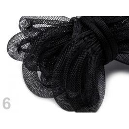 Dekoračná dutinka na aranžovanie Ø8 mm čierna 27m Stoklasa
