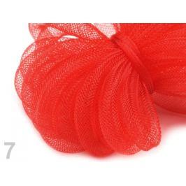 Dekoračná dutinka na aranžovanie Ø8 mm červená sv. 27m Stoklasa