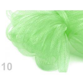 Dekoračná dutinka na aranžovanie Ø8 mm zelená sv. 27m Stoklasa