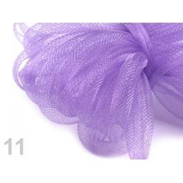 Dekoračná dutinka na aranžovanie Ø8 mm fialová levandula 27m Stoklasa