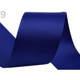 Rypsová stuha šírka 40 mm modrá královská 15m Stoklasa