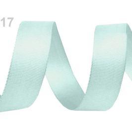 Rypsová stuha šírka 15 mm mentolová 15m Stoklasa