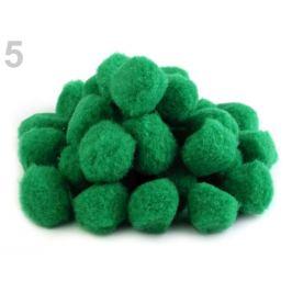 Brmbolec Ø25 mm zelená pastelová 100ks Stoklasa