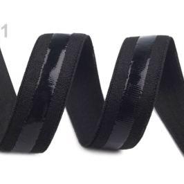 Guma šírka 20 mm so silikonom čierna 5m Stoklasa