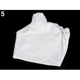 Textilný poťah na krajčírsku pannu biela 1ks