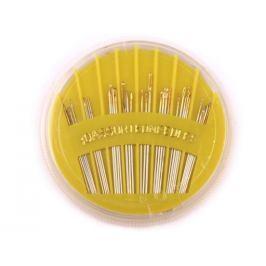 Ihly kompakt Sharps nadružené žltá žiarivá 5ks Stoklasa