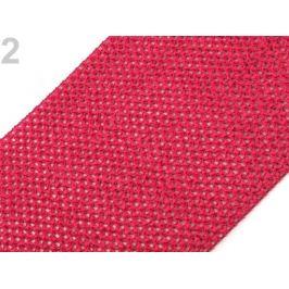 Sieťovaná guma šírka 24-25 cm tutu malinová 1m Stoklasa