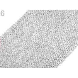 Sieťovaná guma šírka 24-25 cm tutu šedá najsv. 1m Stoklasa