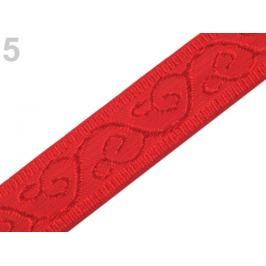 Vzorovka šírka 26 mm Fiery Red 3m Stoklasa
