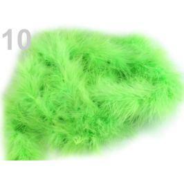 Boa - labutienka 25g dĺžka 2m zelená elektrická 1ks Stoklasa