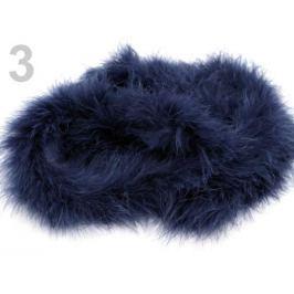Boa - labutienka 25g dĺžka 2m modrá parížska 3ks Stoklasa