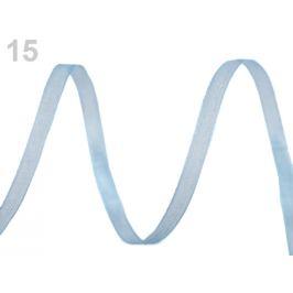 Monofilová stuha šírka 3 mm modrá azuro 48.5m Stoklasa