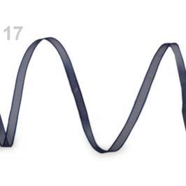 Monofilová stuha šírka 3 mm modrá tmavá 48.5m Stoklasa