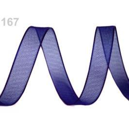 Monofilová stuha šírka 20 mm modrá berlínska 27m Stoklasa