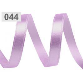 Atlasová stuha šírka 6 mm fialová lila 22.5m Stoklasa