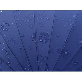 Dámsky dáždnik čarovný s kvetmi zelená sv. 1ks Stoklasa