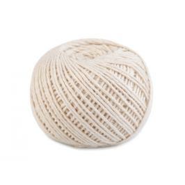 Bavlnený motúzik / knot Ø1,5 mm režná svetlá 1ks Stoklasa