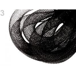 Dekoračná dutinka k aranžovaniu Ø10 mm čierna 25m Stoklasa