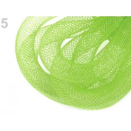 Dekoračná dutinka k aranžovaniu Ø10 mm zelená sv. 25m Stoklasa